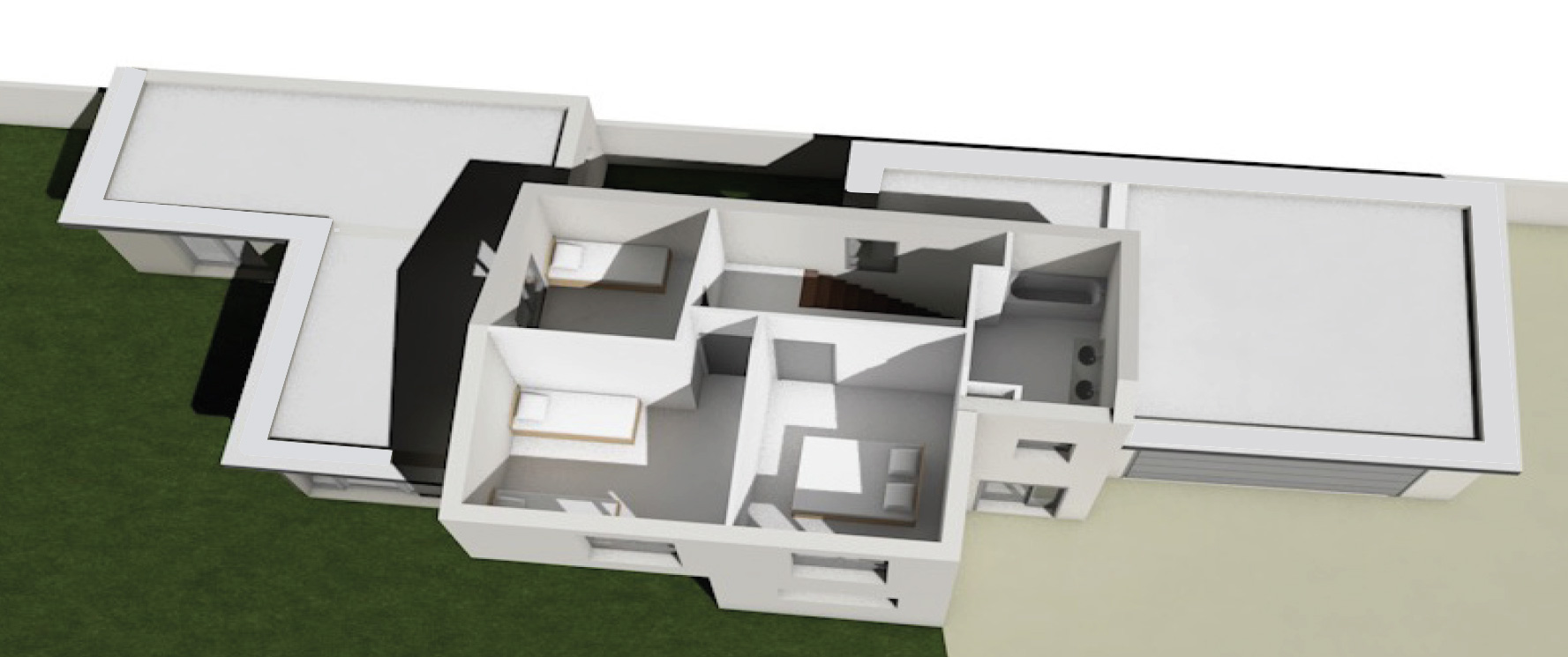 Plan Etage Mornant