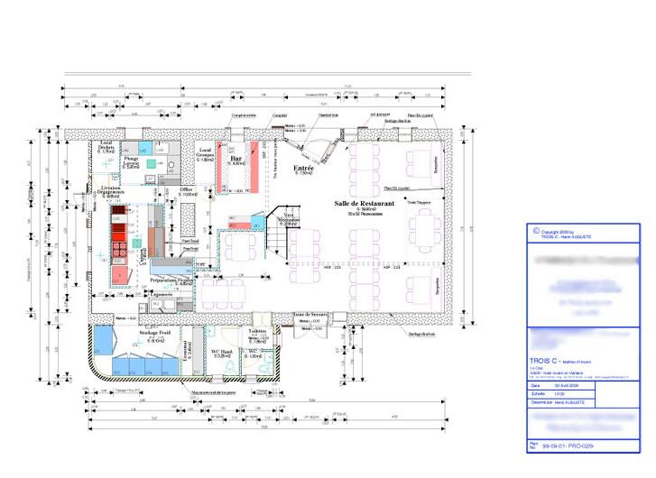 exemple plan de cuisine logiciel cuisine d gratuit avec. Black Bedroom Furniture Sets. Home Design Ideas